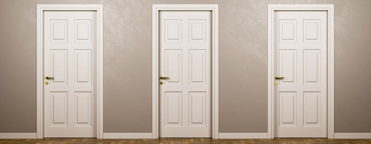 Установка двери от 1000 рублей